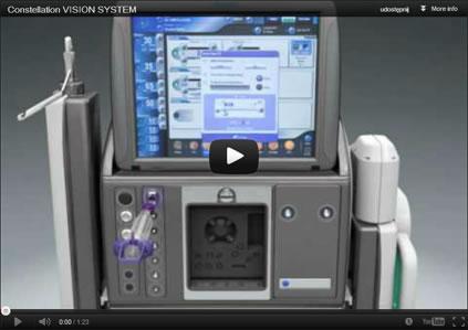 Constellation Vision System - zabieg witrektomii