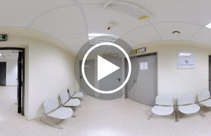 Poradnia Chirurgiczna - wizualizacja 3D